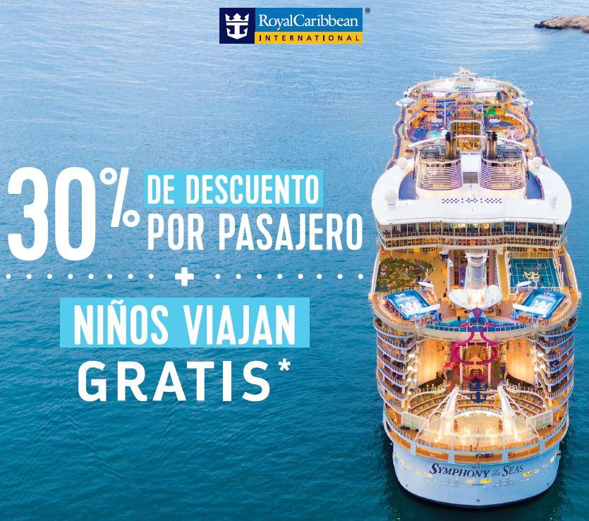 Promoción Royal Caribbean