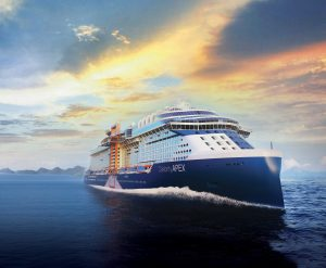 Celebrity Cruises Revolution