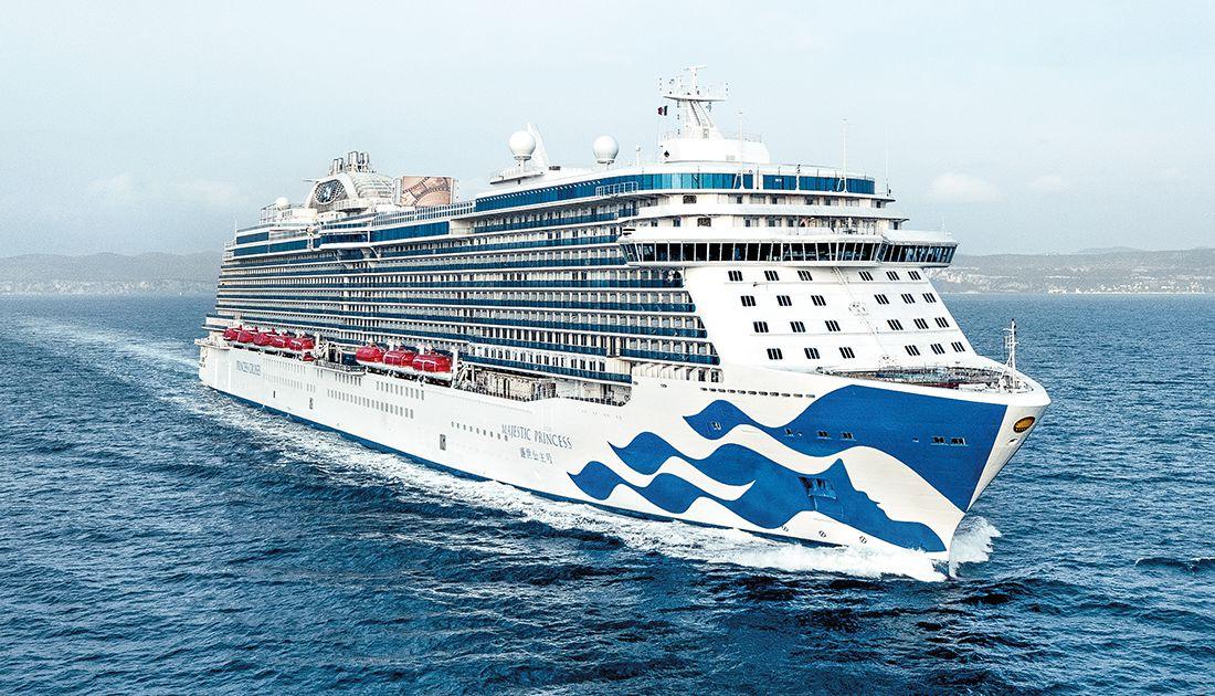 cancelaciones princess cruises
