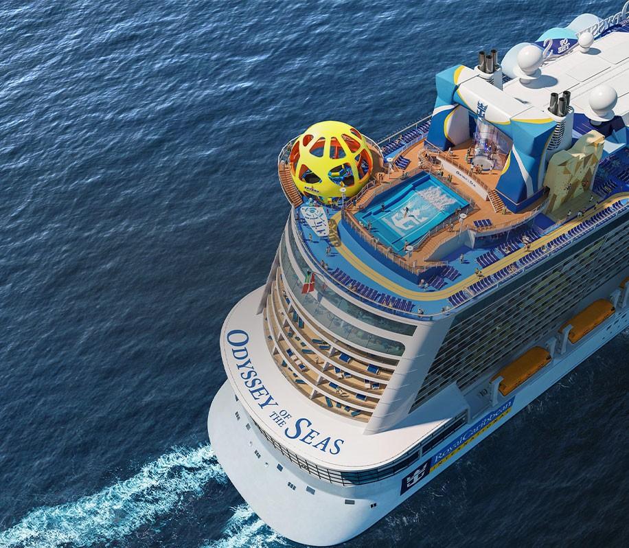 Royal Caribbean, navega con confianza