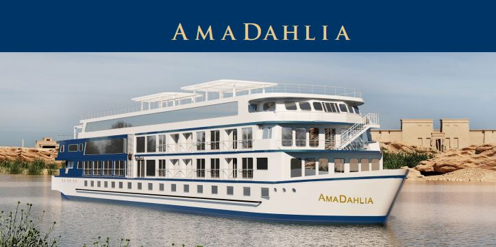 Amadahlia de AmaWaterways