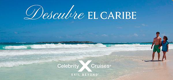 Celebrity Cruises descubre el caribe