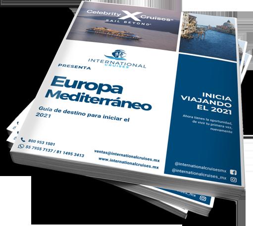 Celebrity Cruises - Guía de Destinos Europa
