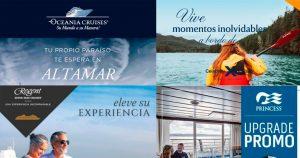 Promociones a Cruceros 2020