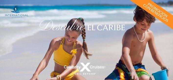 Descubre el Caribe con Celebrity Cruises