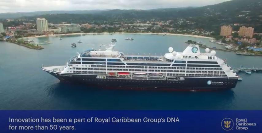 Tecnología en Royal Caribbean