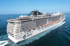 MSC Cruceros ultra lujo