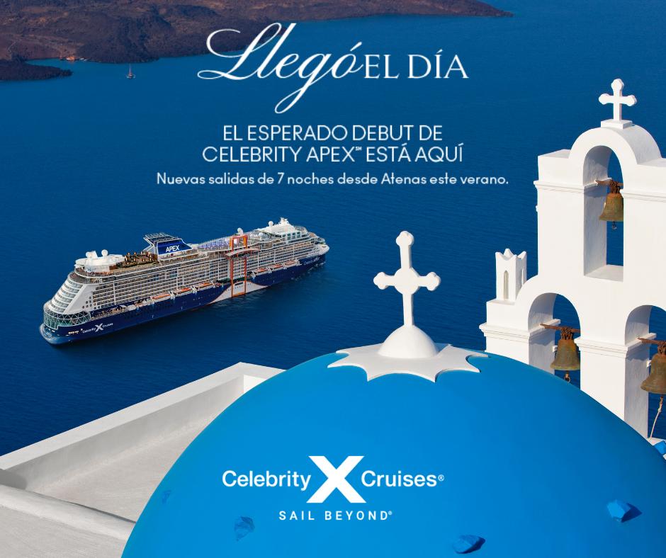 Celebrity Cruises Apex Mediterráneo