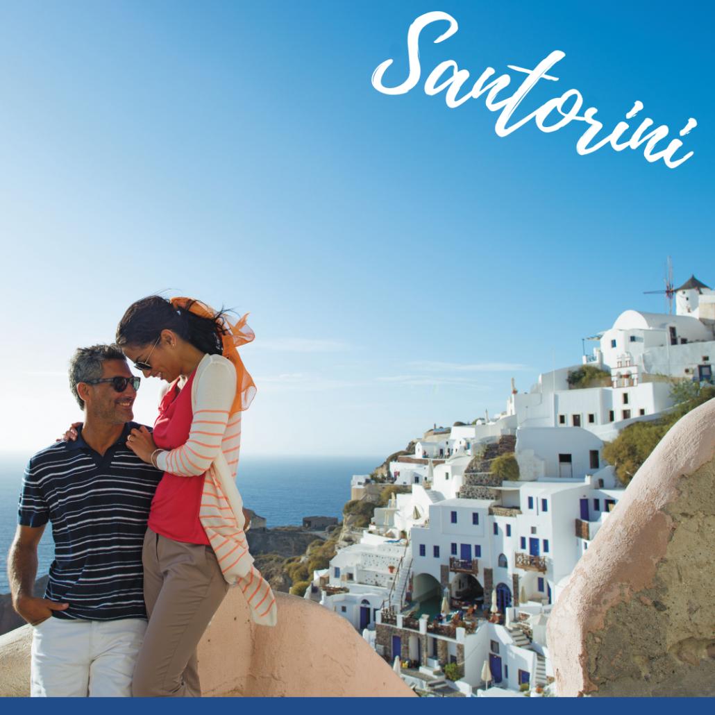 Celebrity Apex - Santorini