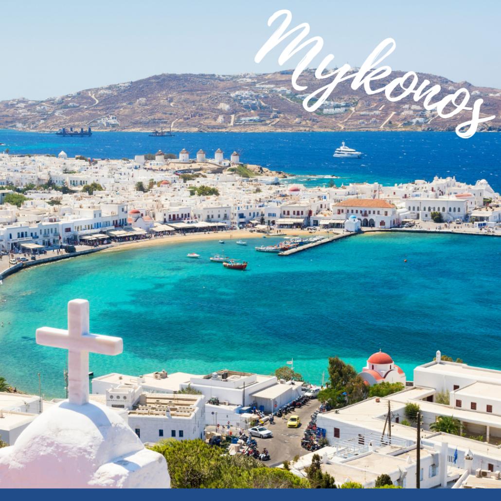 Celebrity Apex - Mykonos