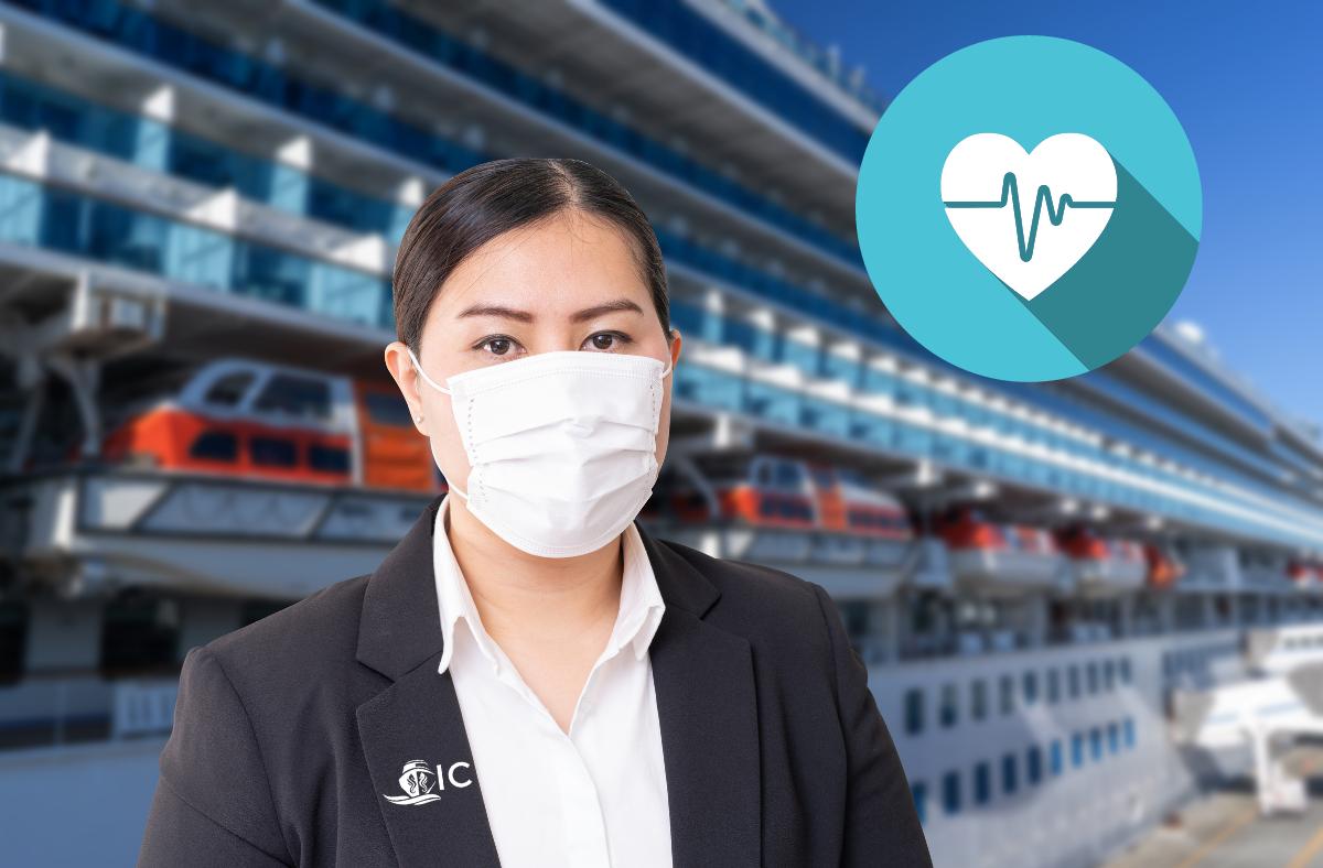 protocolos de salud en los cruceros