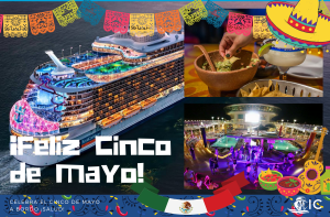 Cinco de Mayo a bordo