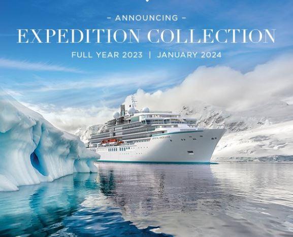 crystal cruises expediciones