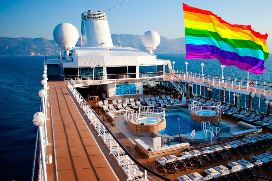 cruceros LGBTQI+