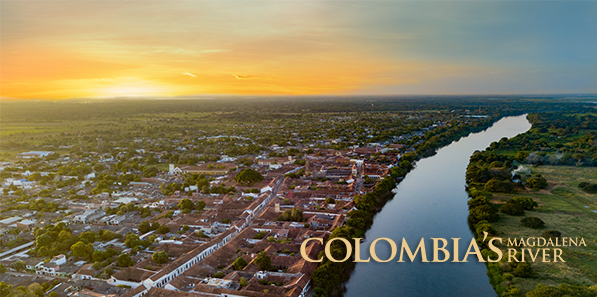 AmaWaterways en Colombia