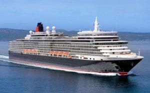 Cunard Line - Queen Elizabeth