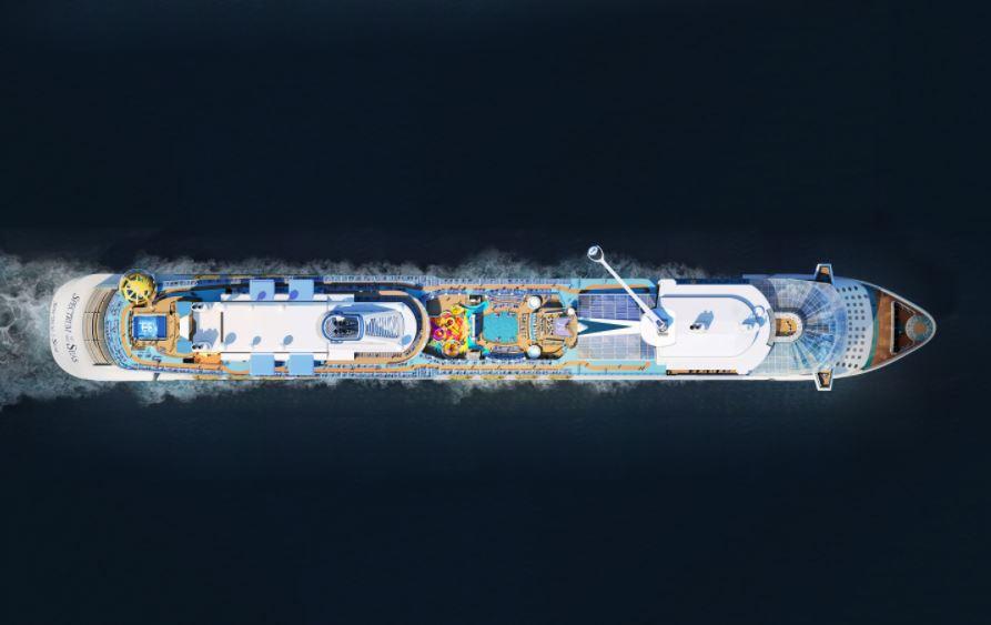 Spectrum of the Seas - Royal Caribbean